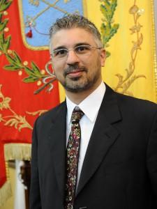 L'assessore al bilancio Damiano Morelli
